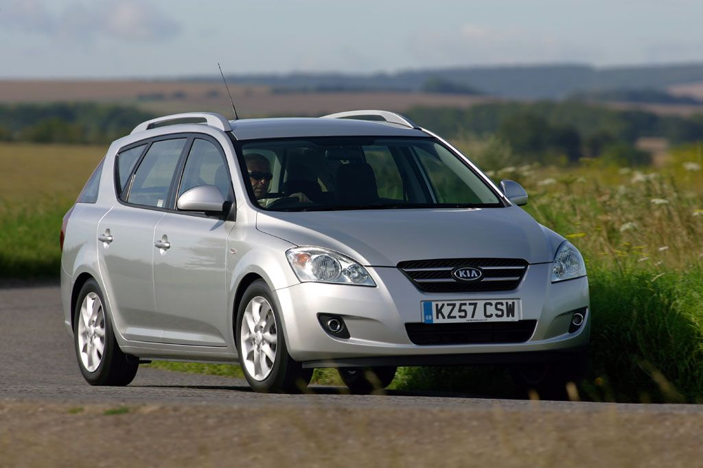 kia cee 39 d sw 2007 kia heritage models pinterest. Black Bedroom Furniture Sets. Home Design Ideas