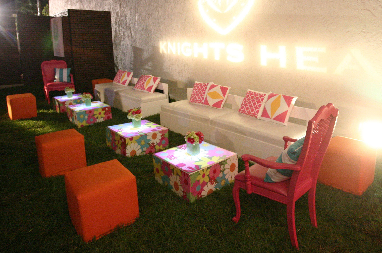 furniture rental miami event decor scrapbook pinterest