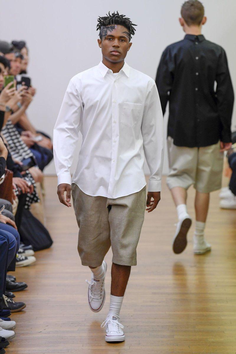 ファッション メンズ 夏 2019