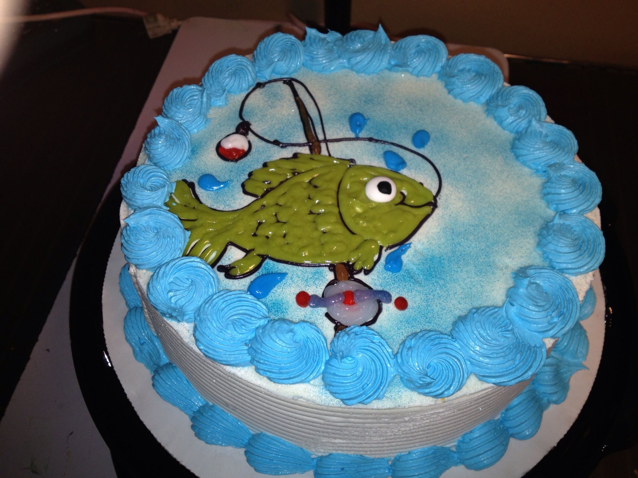 Dairy Queen Log Cake Designs : Dq cakes...Dairy Queen. Fishing. Let there be CAKE ...