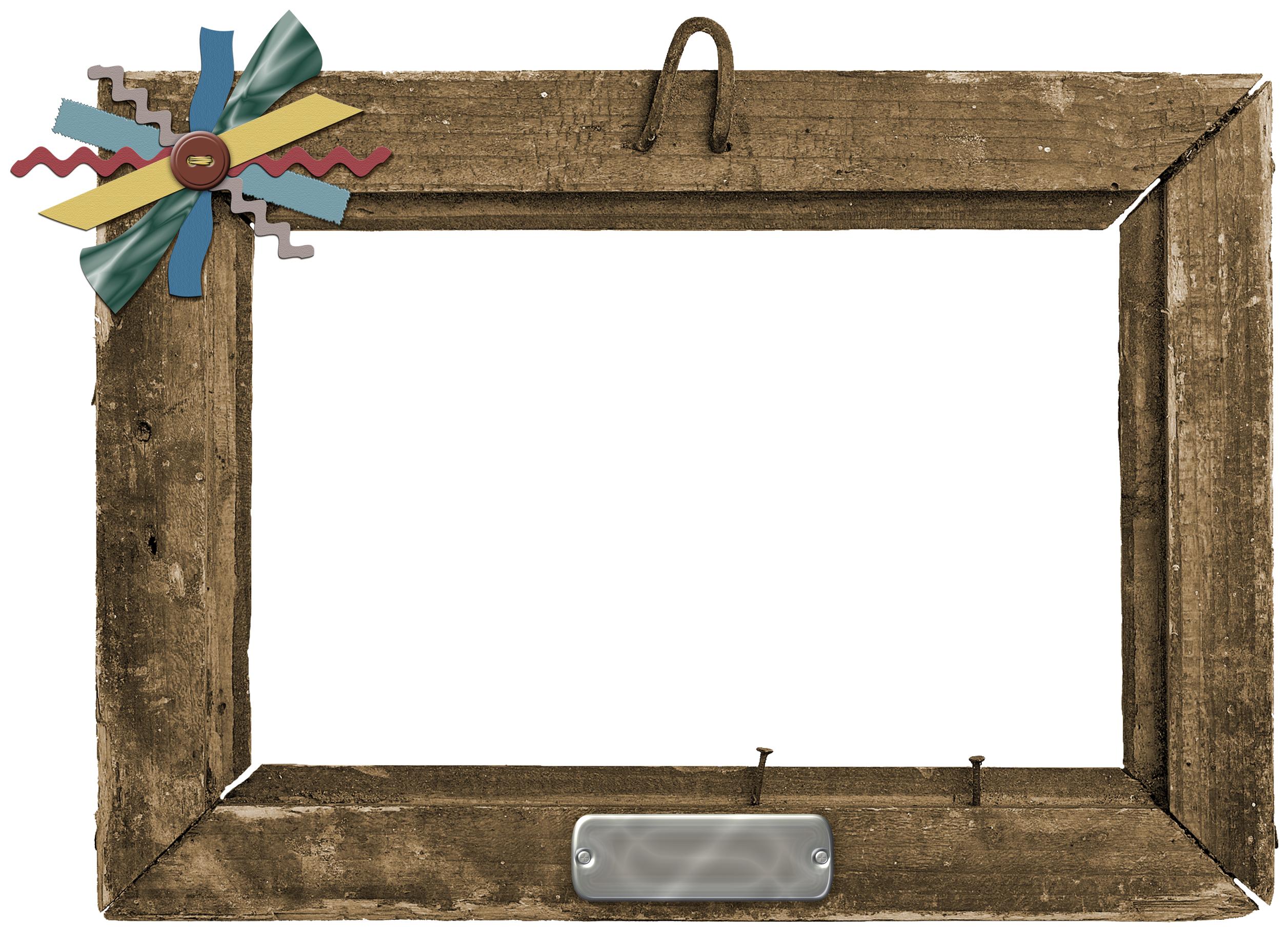 rustic wooden picture frames ebay