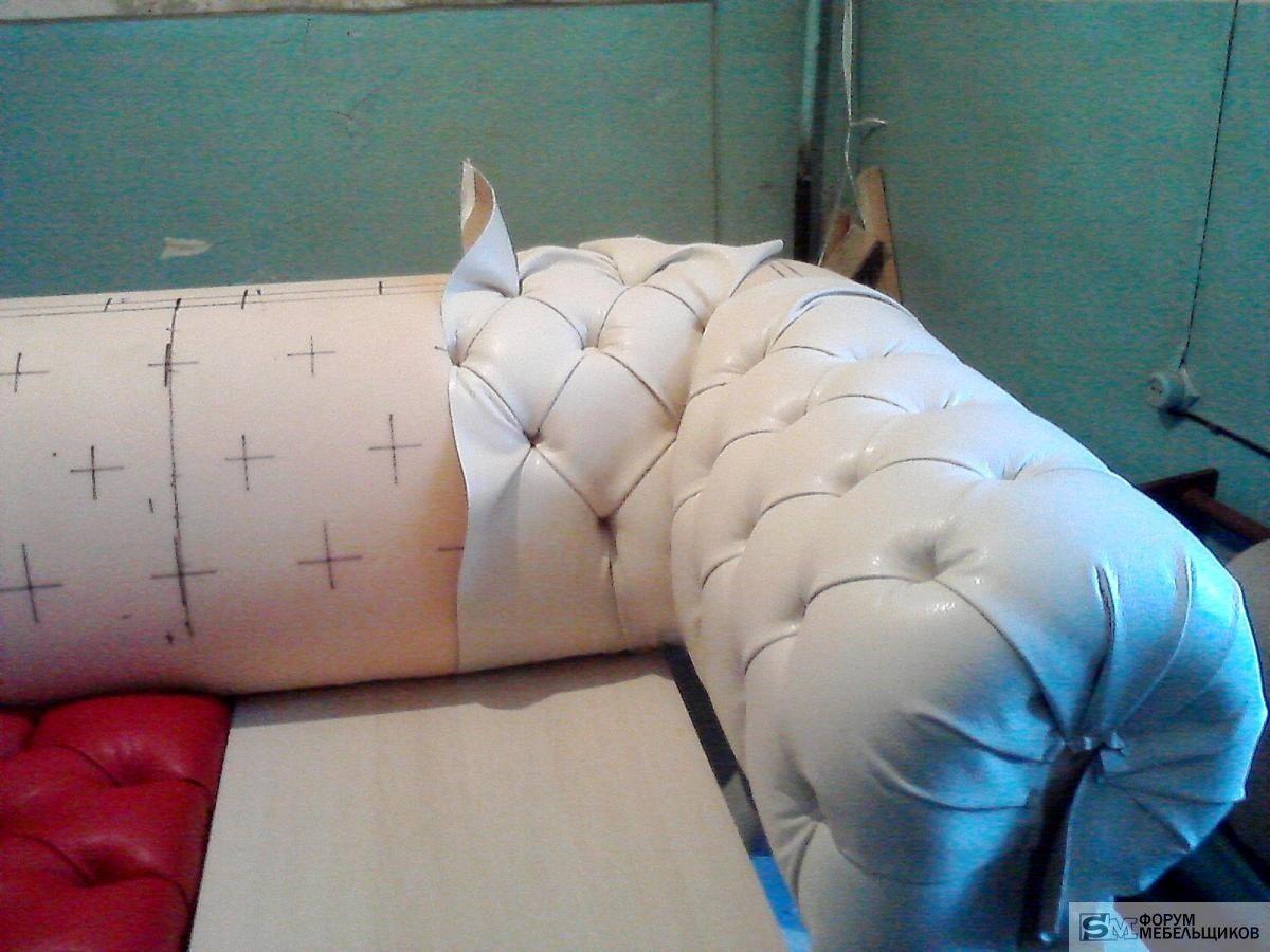 Перетяжка детских диванов своими руками