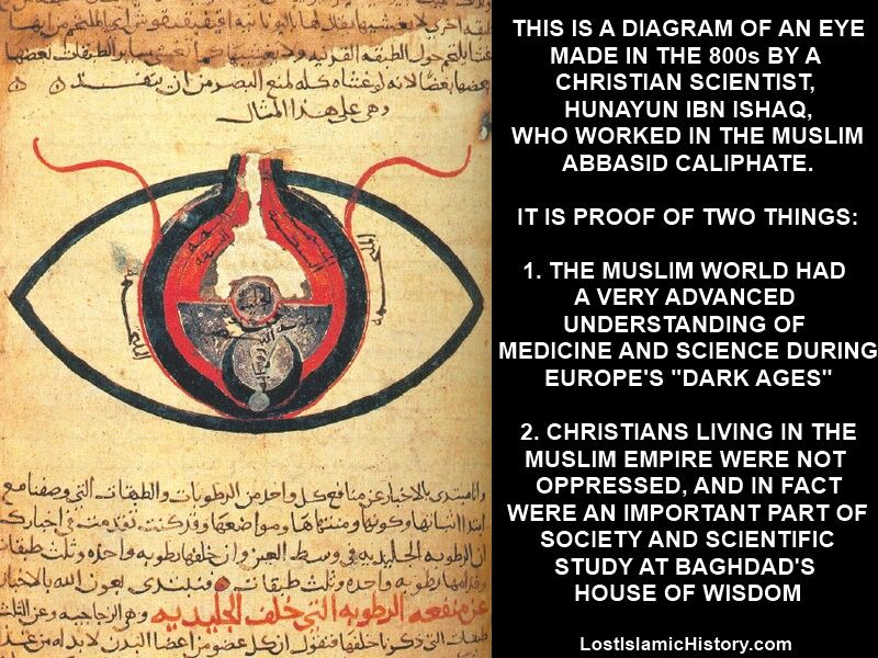 history of arab medical science Summary: the history of medicine and science in medieval islam medieval  arabic artefacts and treatises relating to ophthalmology, anatomy, cartography.