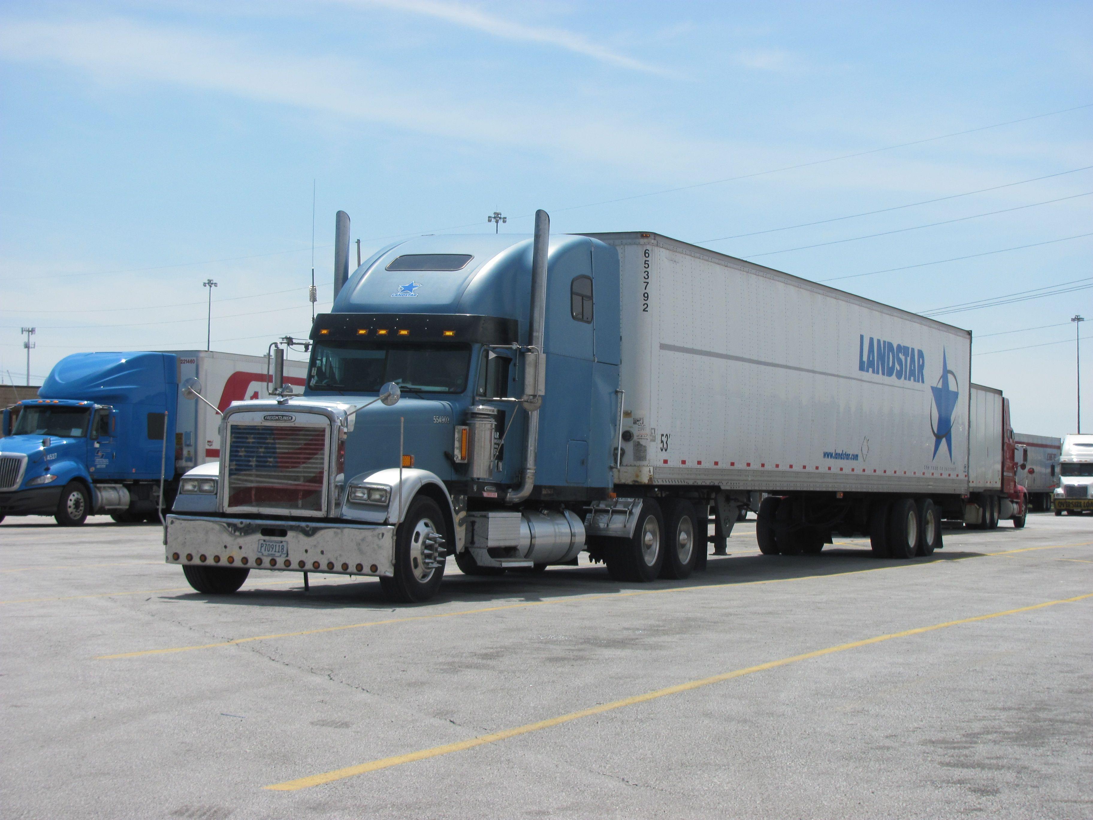 Landstar trucking landstar trucking autos post for Mercer available loads