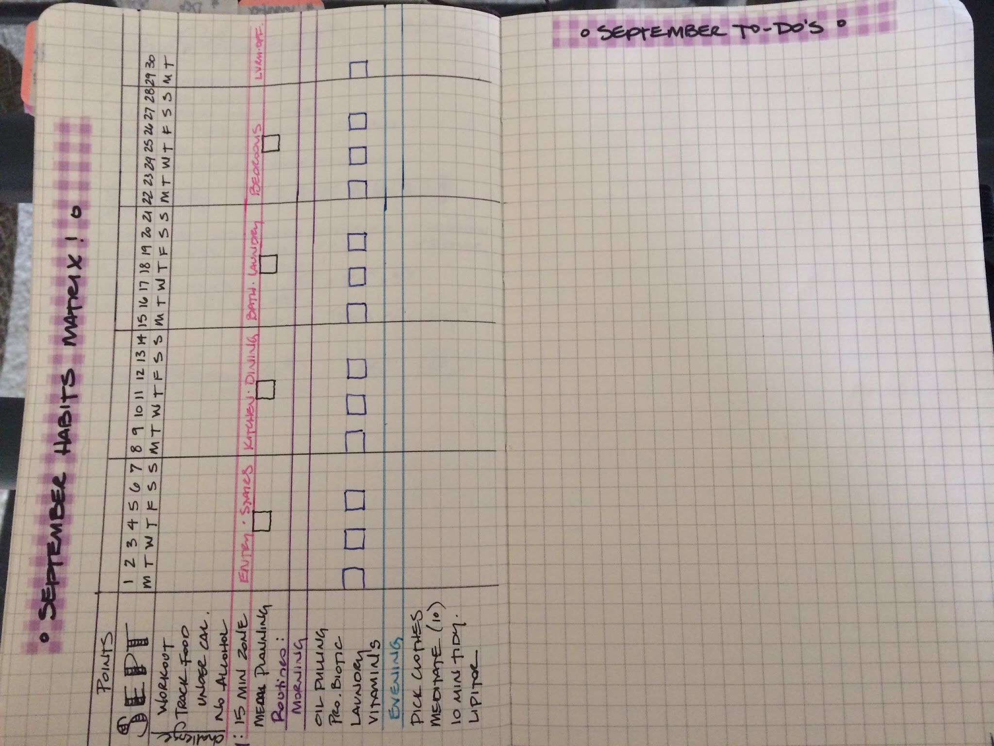 1000 Images About Bullet Journal Ideas On Pinterest The
