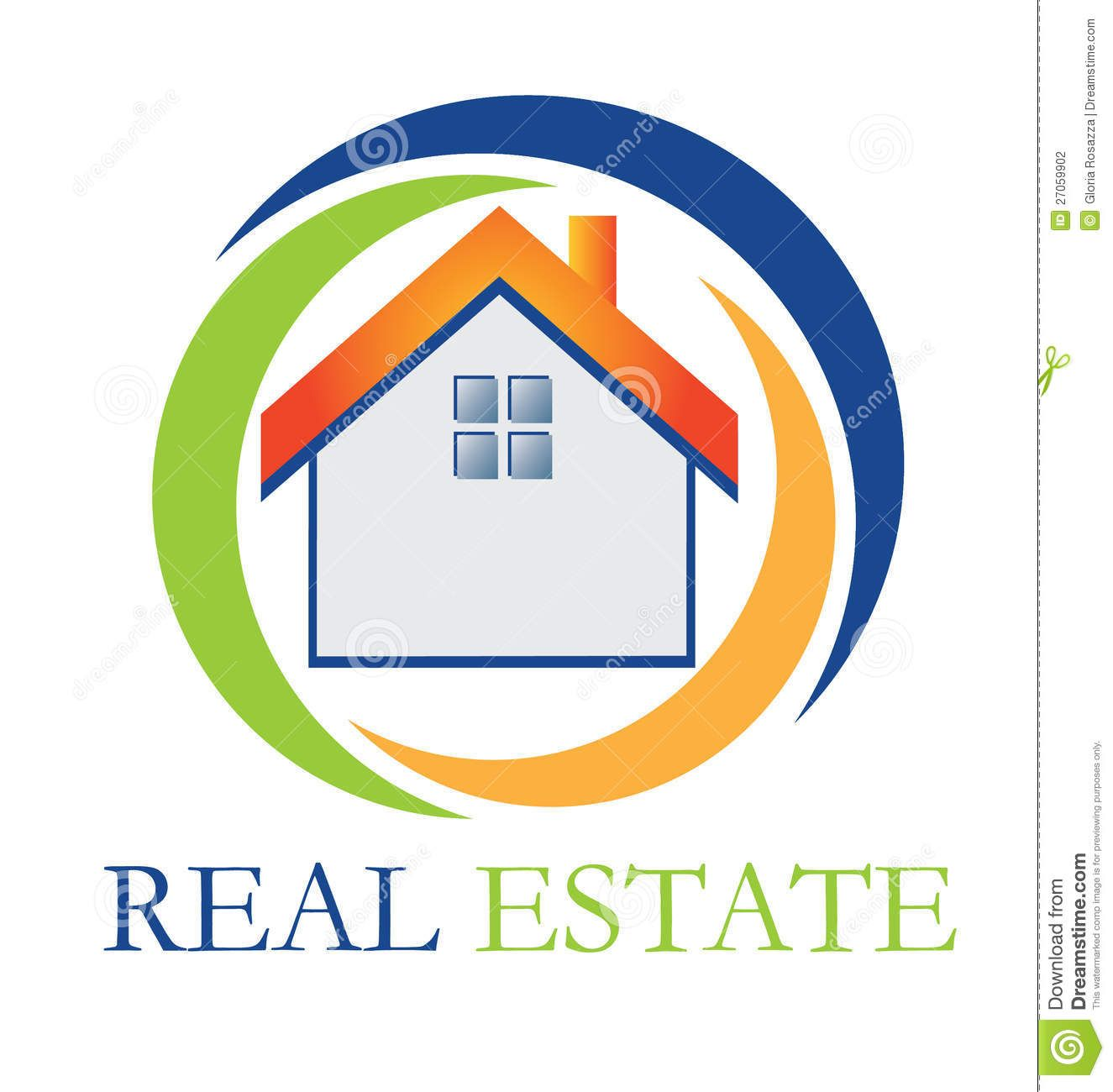 Free logo design for real estate
