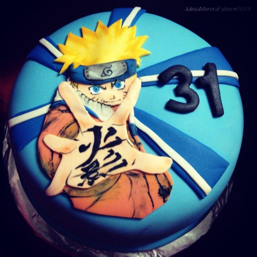Naruto cake Cakes! Pinterest
