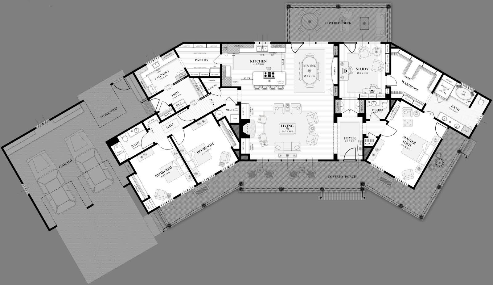 Log home plans and pictures joy studio design gallery for Summerfield designs house plans