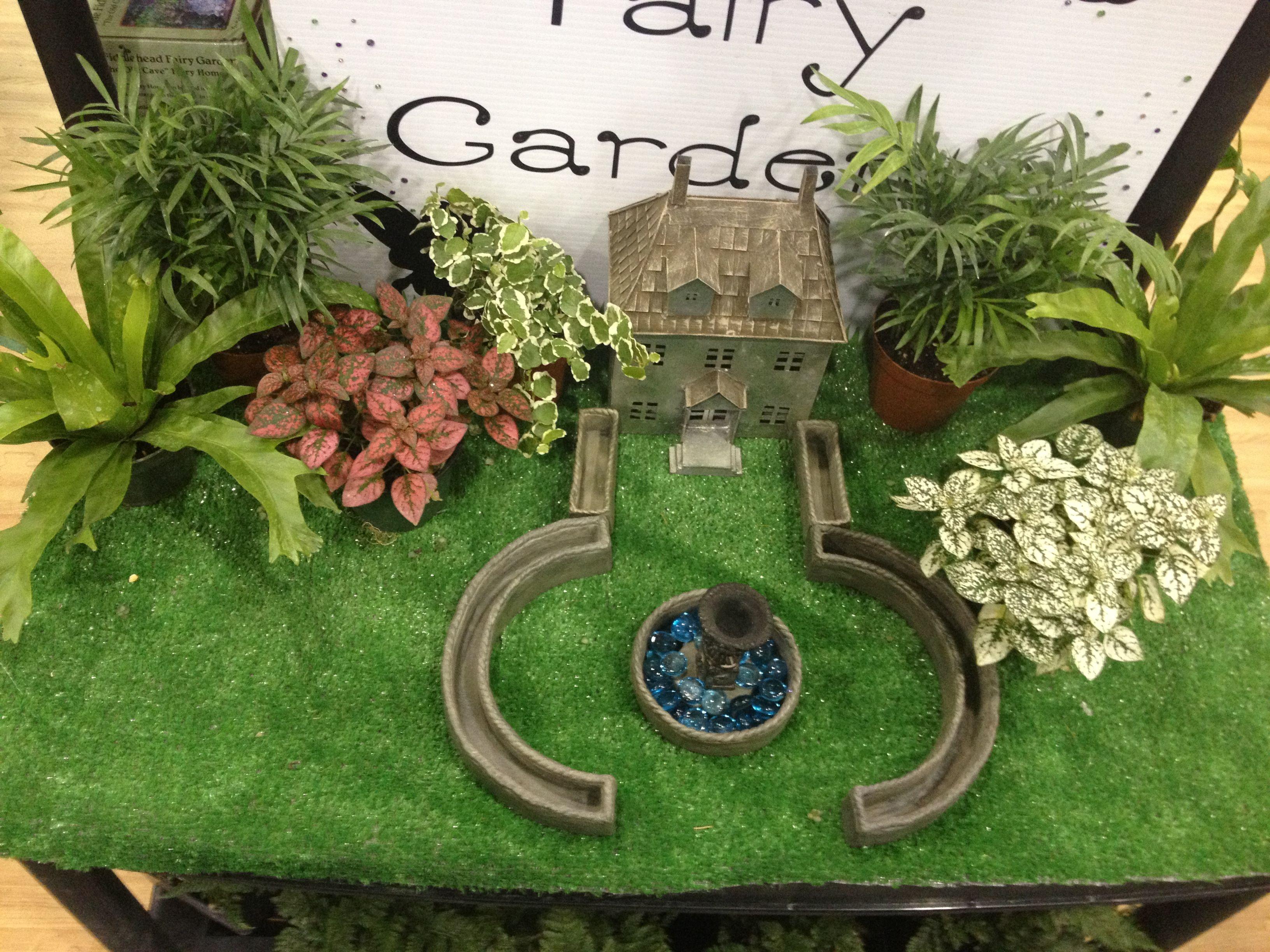 fairy garden idea fairy garden ideas pinterest