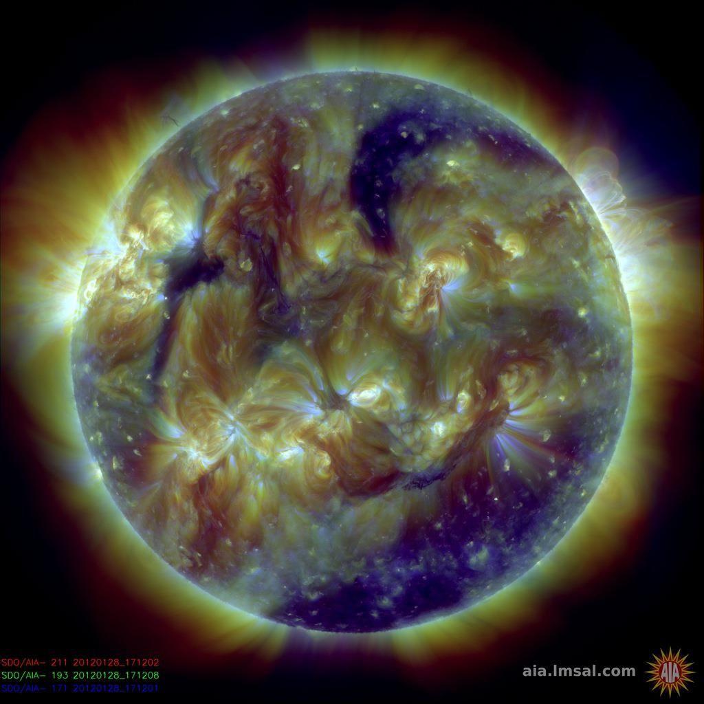 solar storm now - photo #29