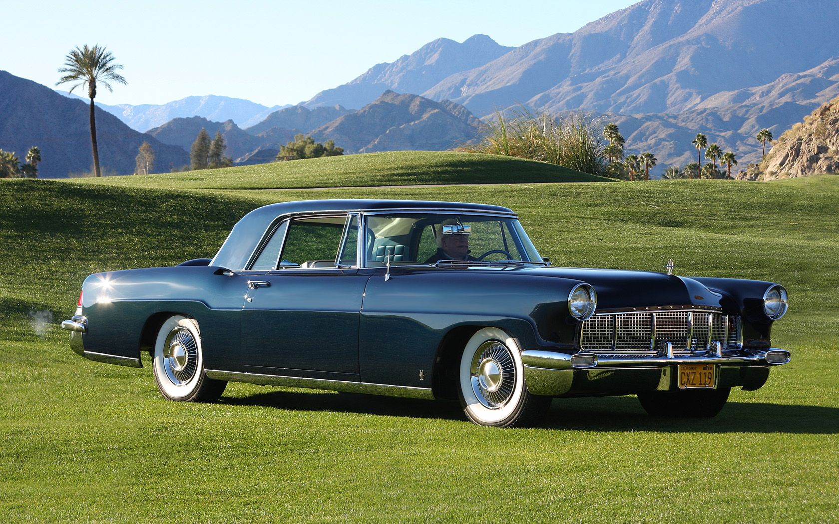 1956 continental mark ii auto lincoln pinterest. Black Bedroom Furniture Sets. Home Design Ideas