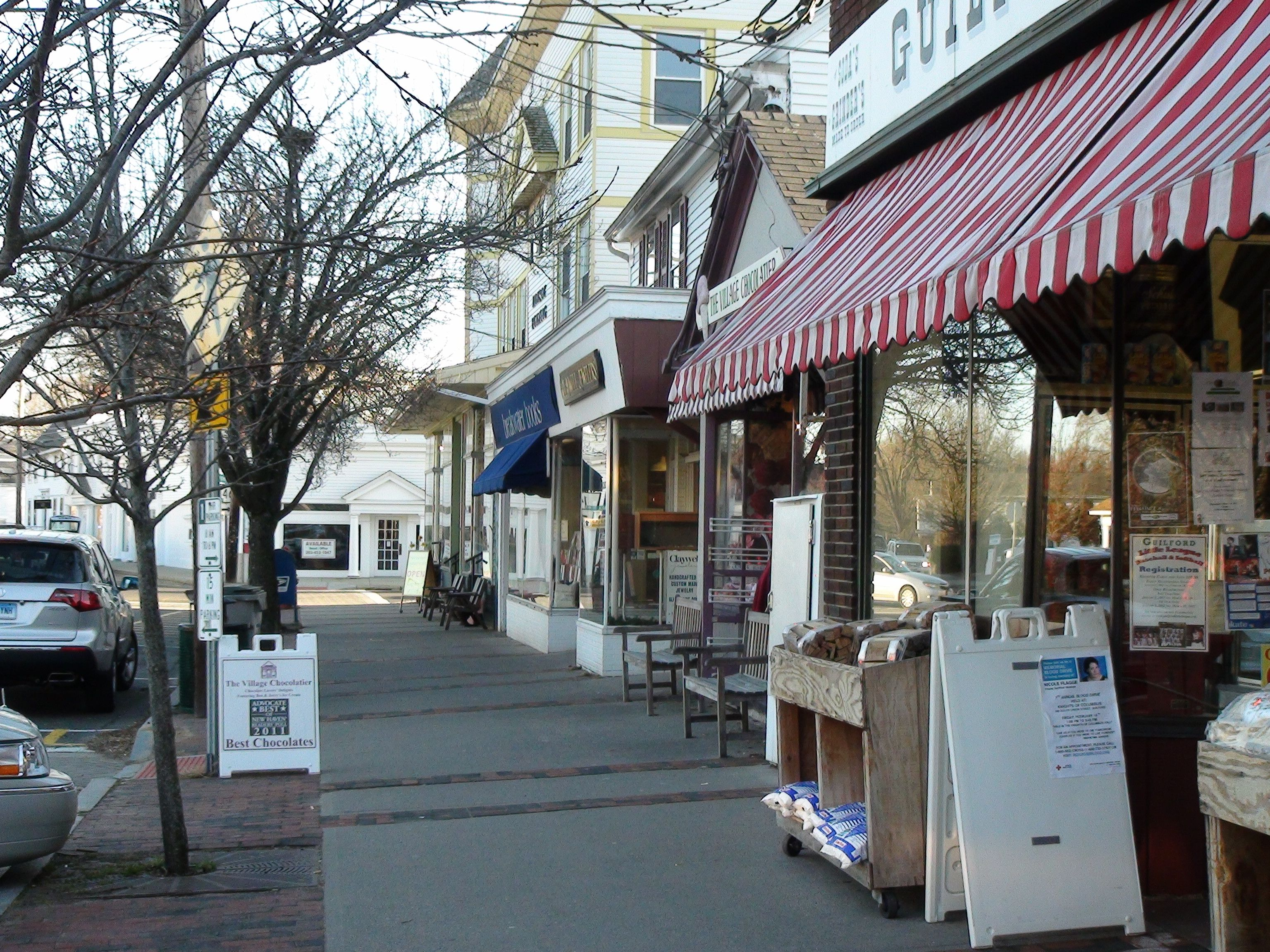 Whitfield Street, Guilford, Connecticut | Guilford, CT