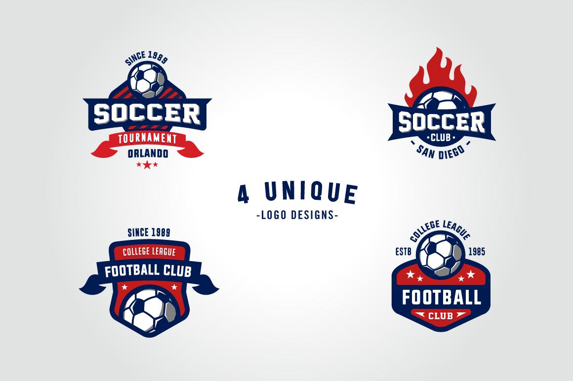 Sports logo design templates