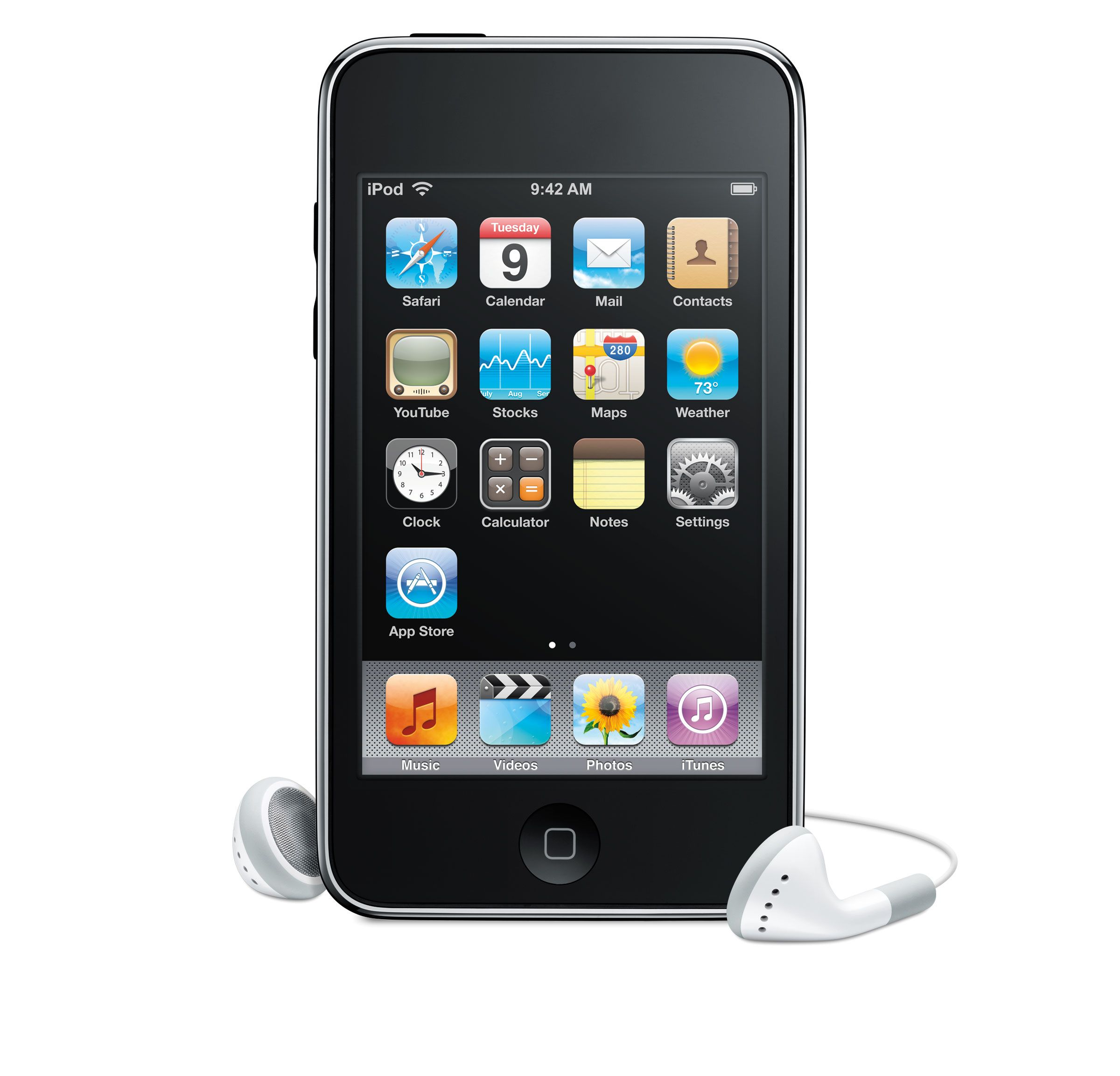 Ipod Touch 2nd Generation 2008 Apple Pinterest