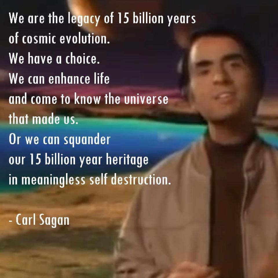 Carl Sagan   Carl Sagan
