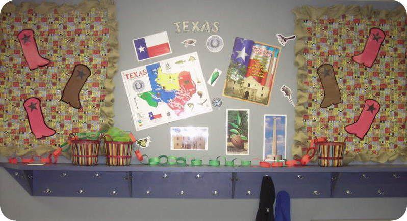 Texas History Classroom Decorations ~ Social studies bulletin board ideas
