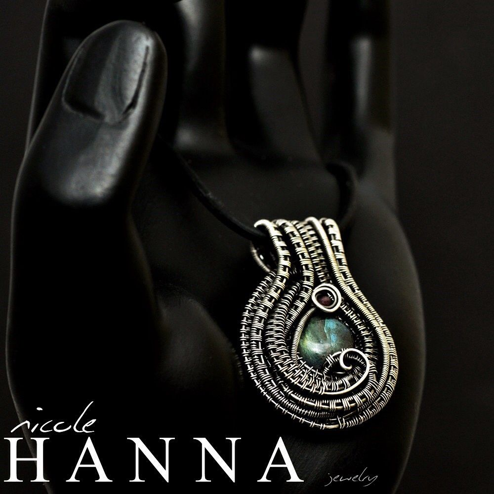 Exquisite piece | Wire Wrapped Jewelry | Pinterest