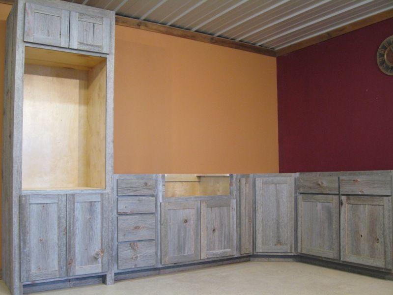 love barnwood decor kitchen pinterest