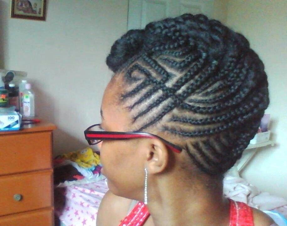 Cornrow Hairstyles Pinterest