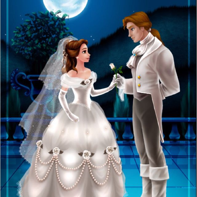 Beauty and the beast wedding wedding pinterest for Wedding dress like belle from beauty and the beast