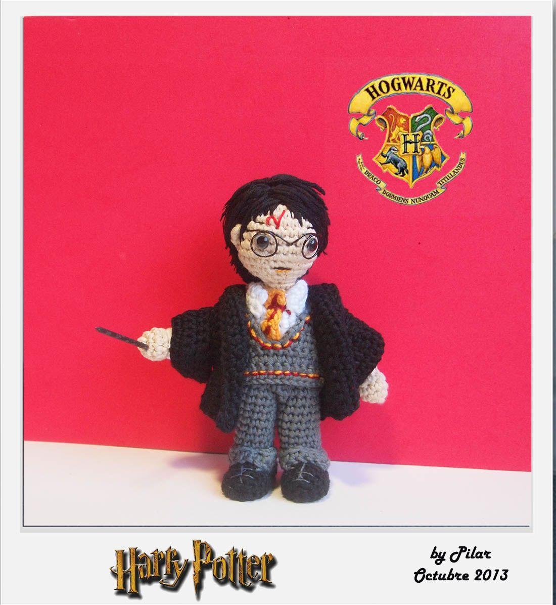 Amigurumi Harry Potter : Share
