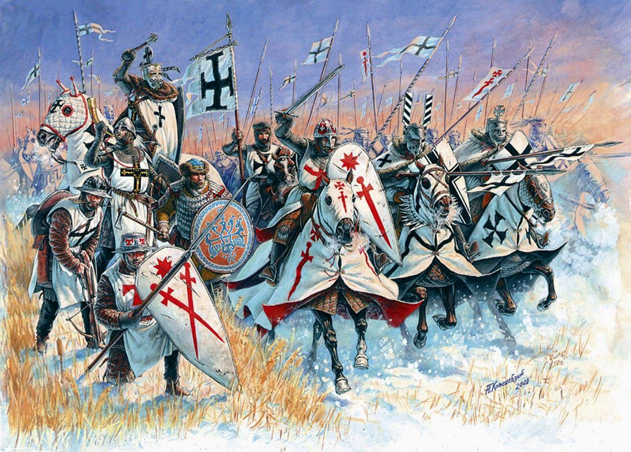 Teutonic Knights Templars Amp Cavaliers Pinterest