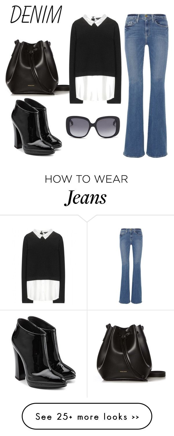 5 High Waisted Jean Outfits Inspired by Kendall Jenner