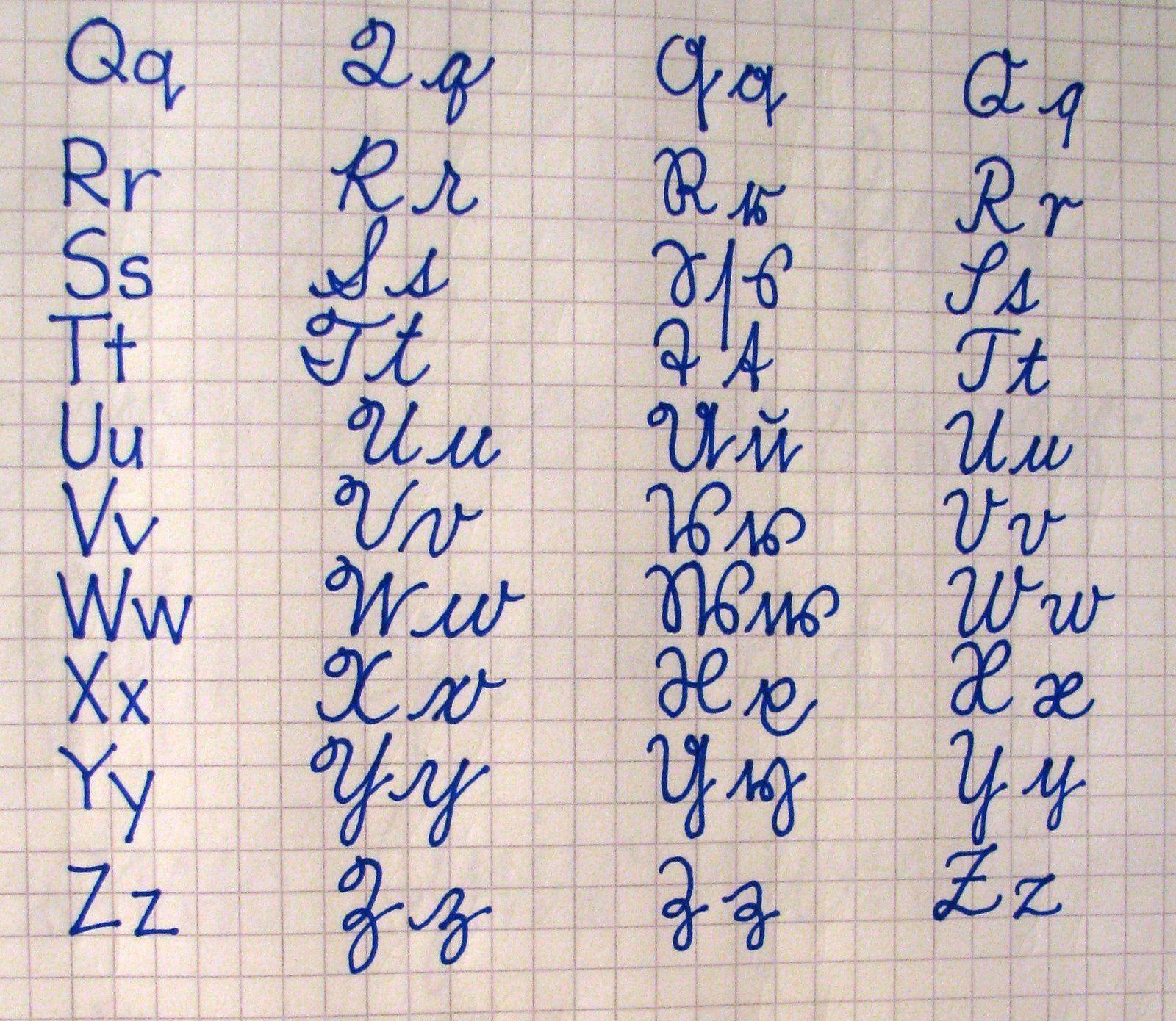 Писать готическим шрифтом онлайн 17 фотография