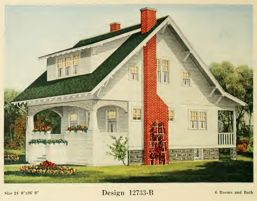 Share for Early 1900s house plans
