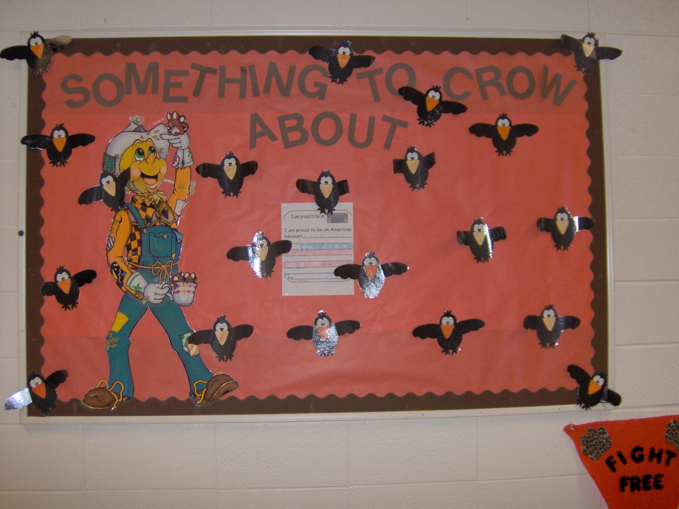 fall theme bulletin board idea teaching bulletin