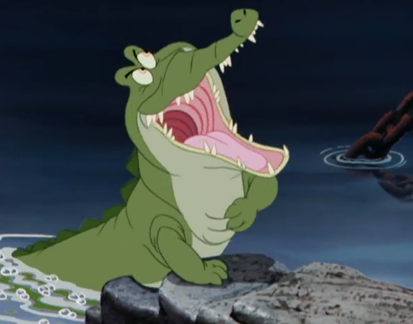 peter pan crocodile in - photo #9