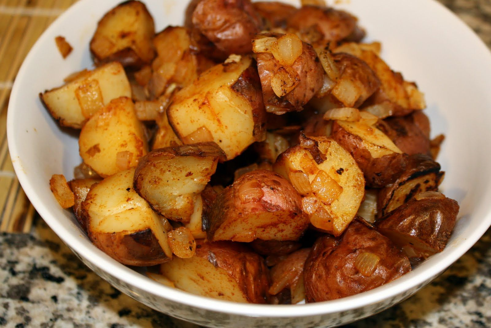 Homefried Potatoes With Garlic And Bacon Recipes — Dishmaps