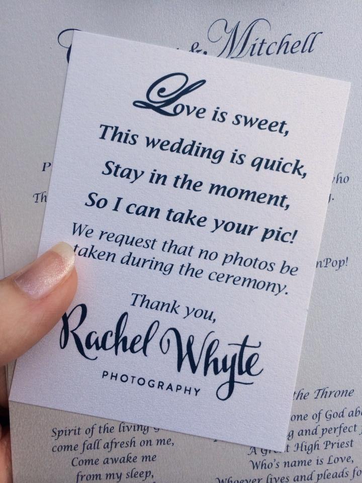 No Wedding Gift Quotes : ... wedding interesting interesting idea wedding wedding wedding reception