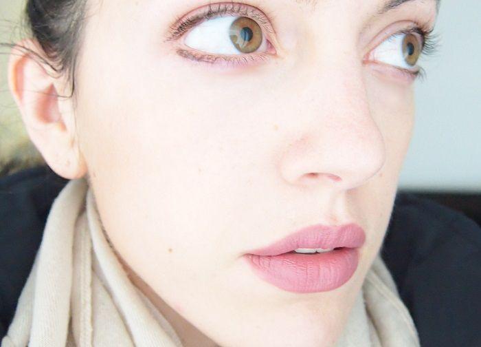 NYX matte Lipstick, Lips like Kylie Jenner