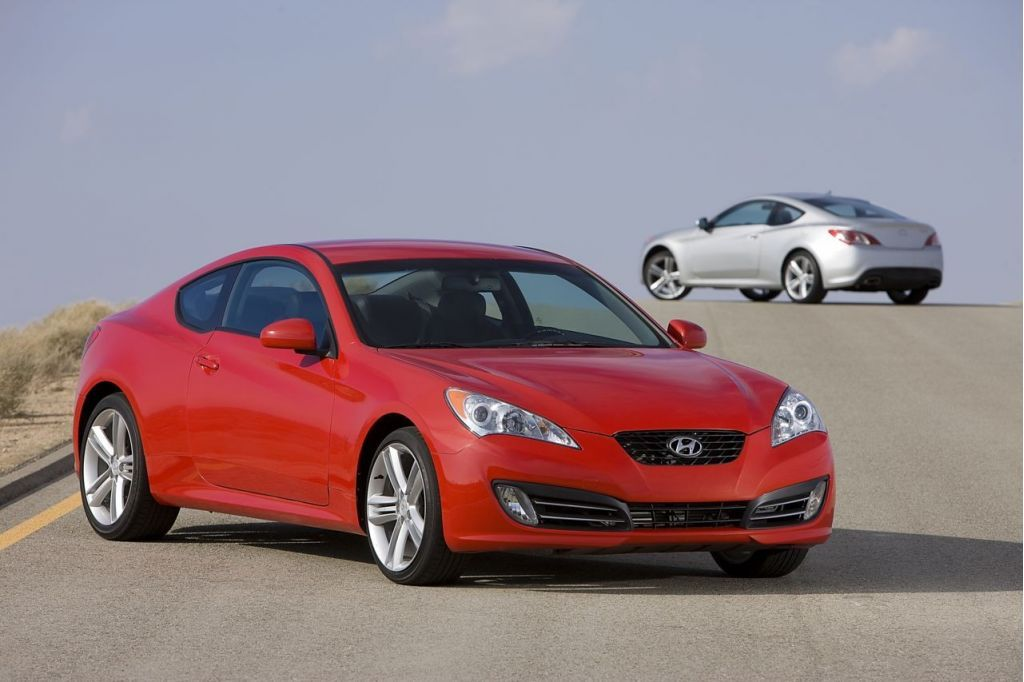 hyundai genesis coupe owners manual