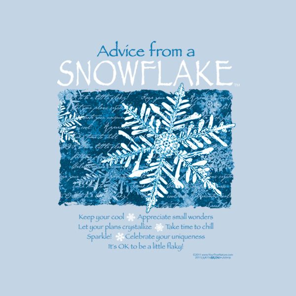 Snowflake Quotes. QuotesGram