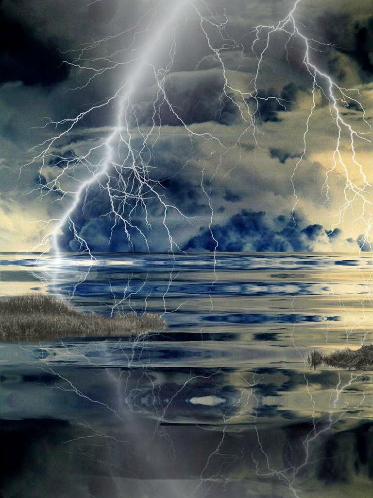 Lightning storm | Mother Nature... | Pinterest