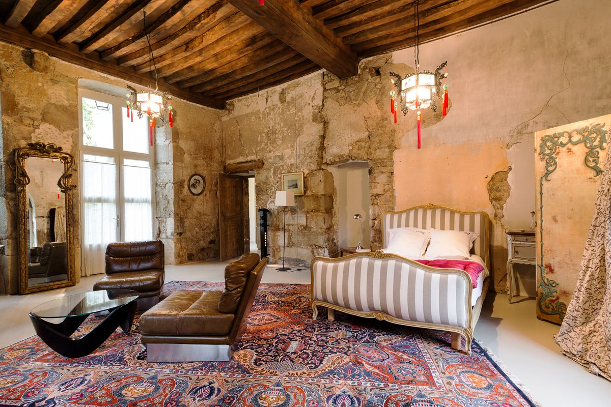 Master Bedroom Beautiful Castle In Burgundy Pinterest