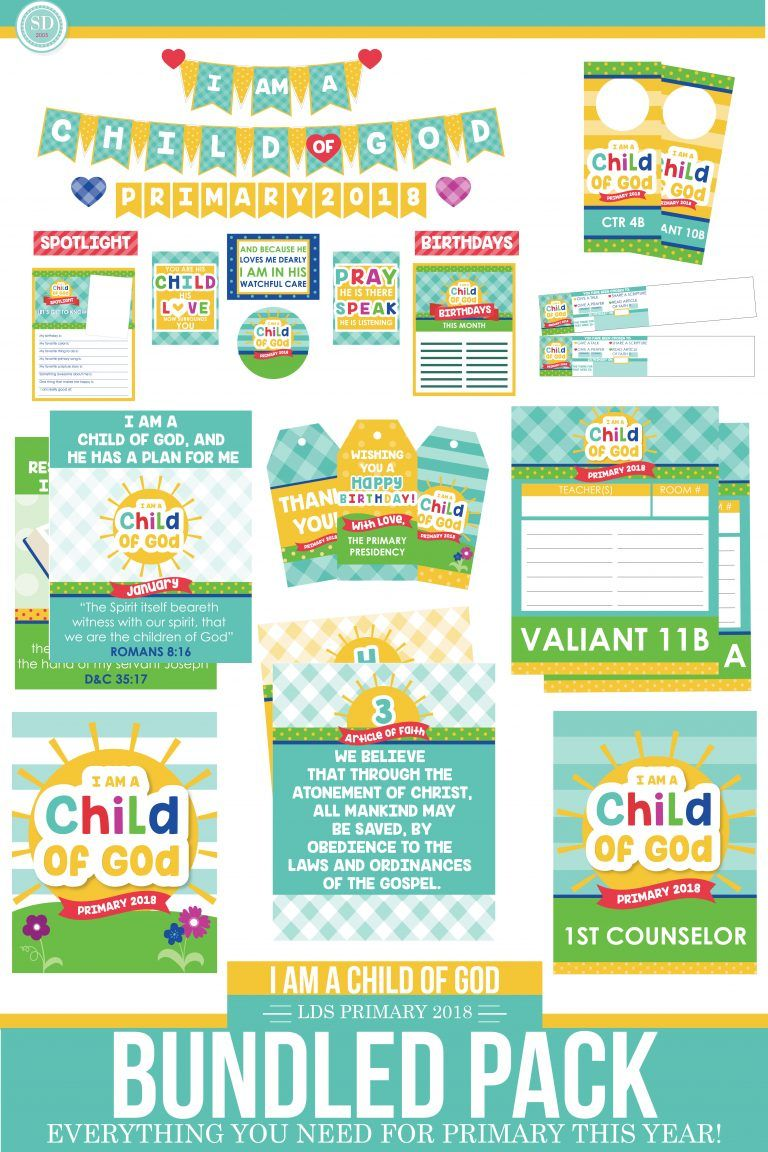 FREE 2017 Primary Printables Choose the Right  Check out