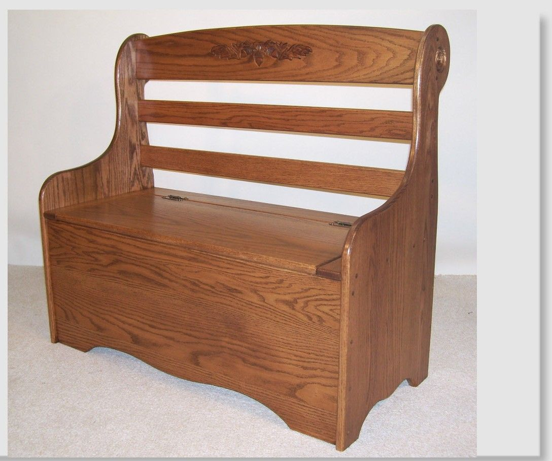 Deacons Bench | country furniture | Pinterest