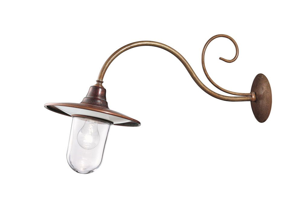Lampade da parete a braccio lungo elegant lampade da parete a