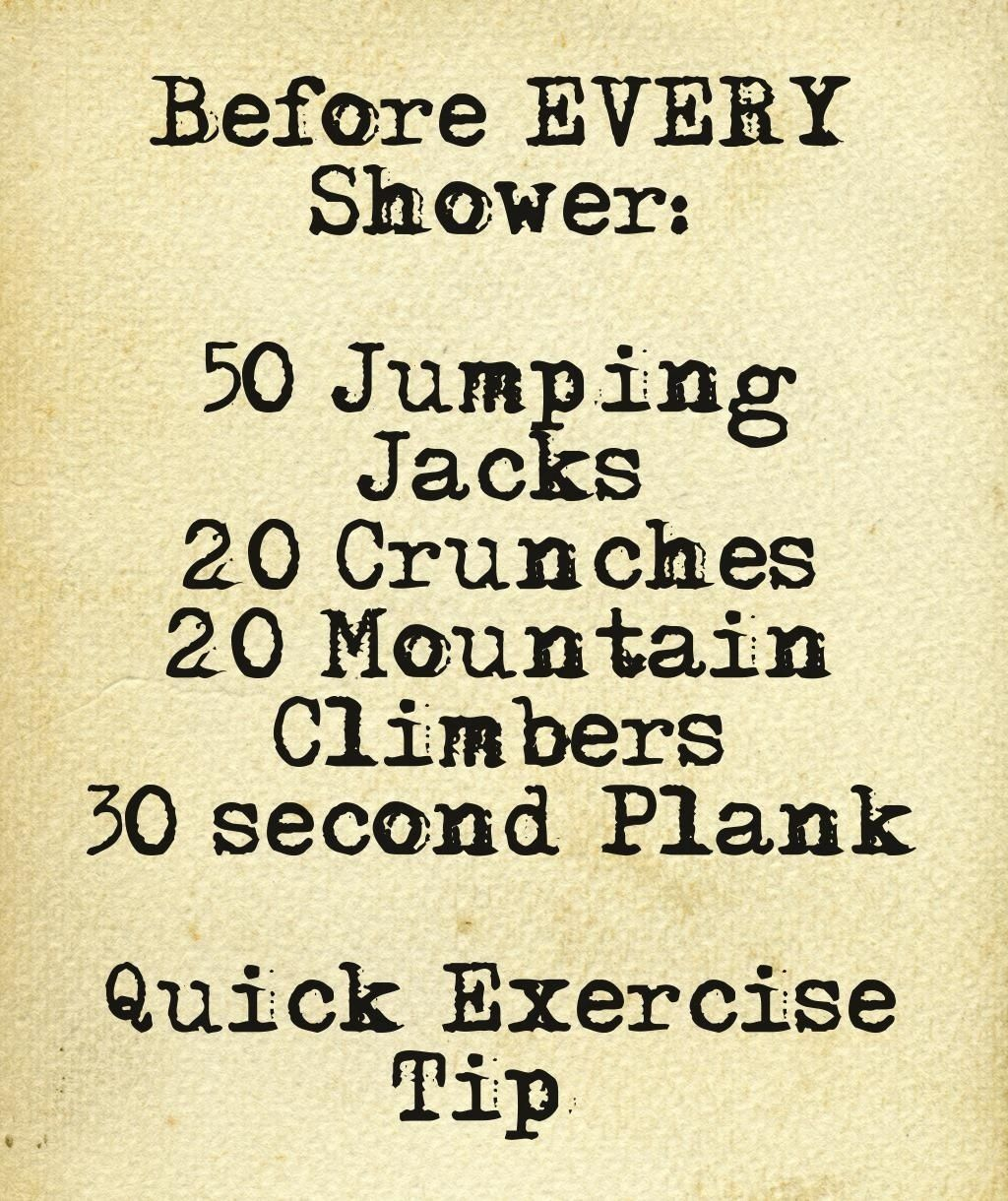 Quick exercise tips at home 3d