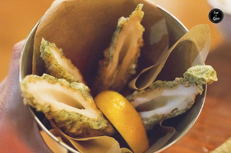 Chikuwa isobe ave - Izakaya Hattori Hanzo Madrid - restaurante japonés
