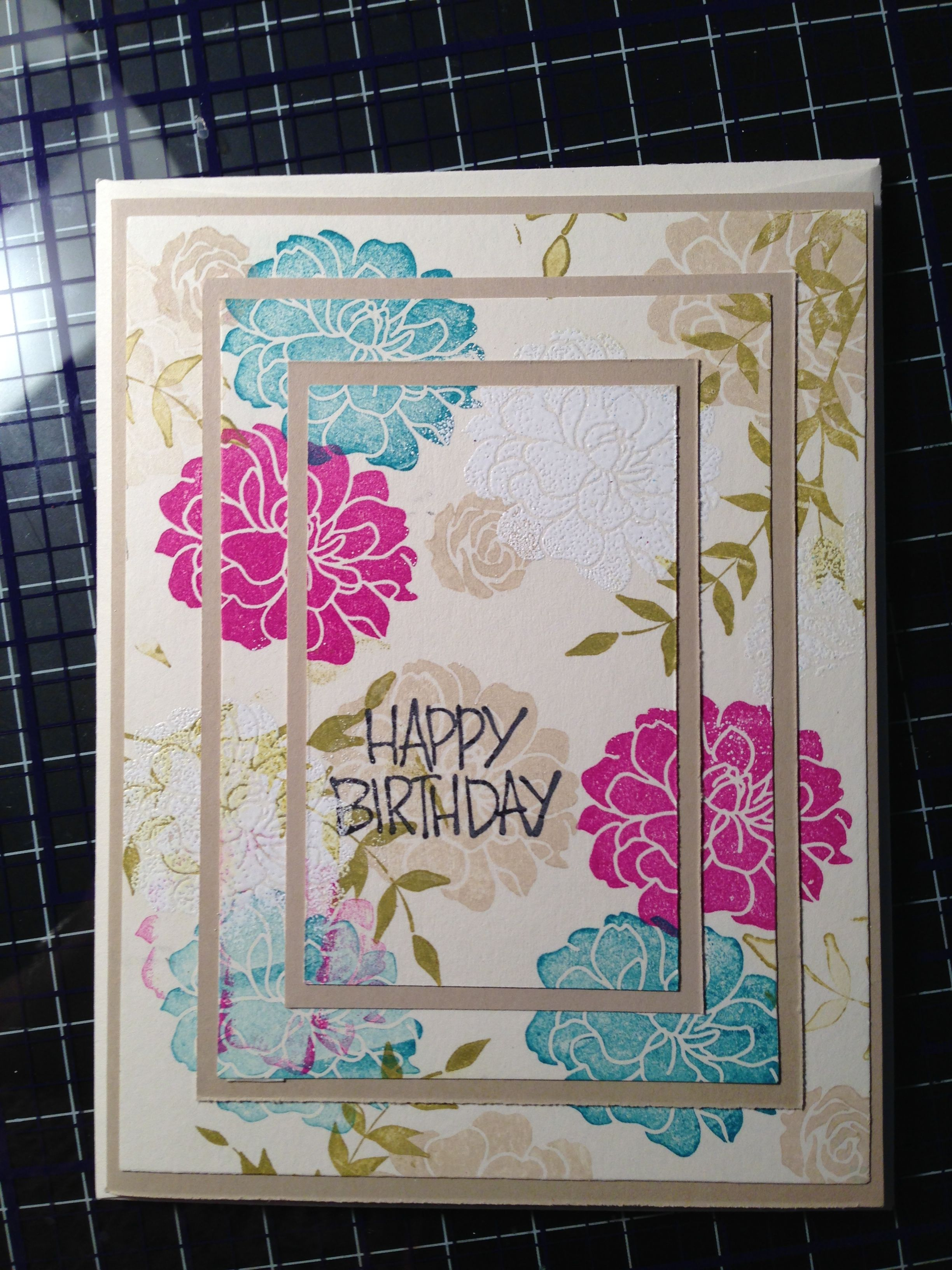 Pinterest Pinboard Handmade Greeting Cards | just b.CAUSE
