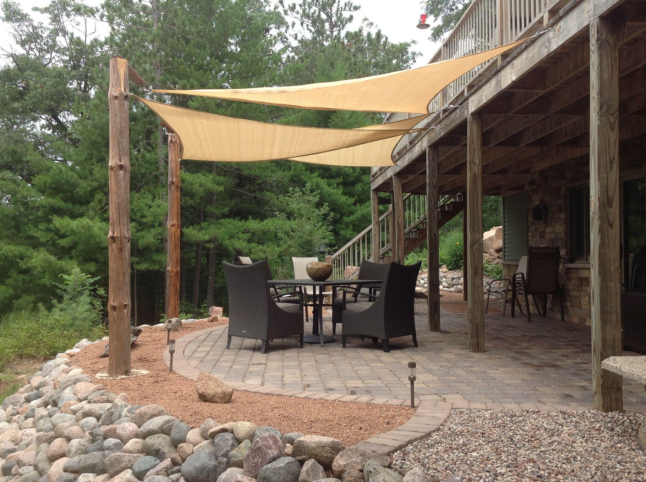 sail shades patio recreacion