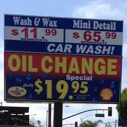 10 minute oil change coupon brandon fl