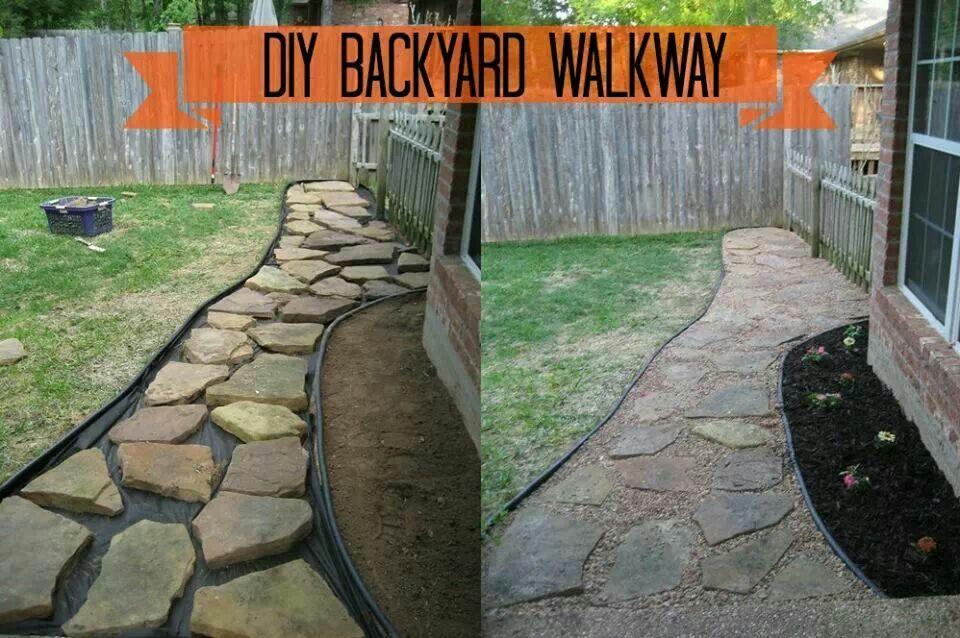 backyard cool ideas pinterest