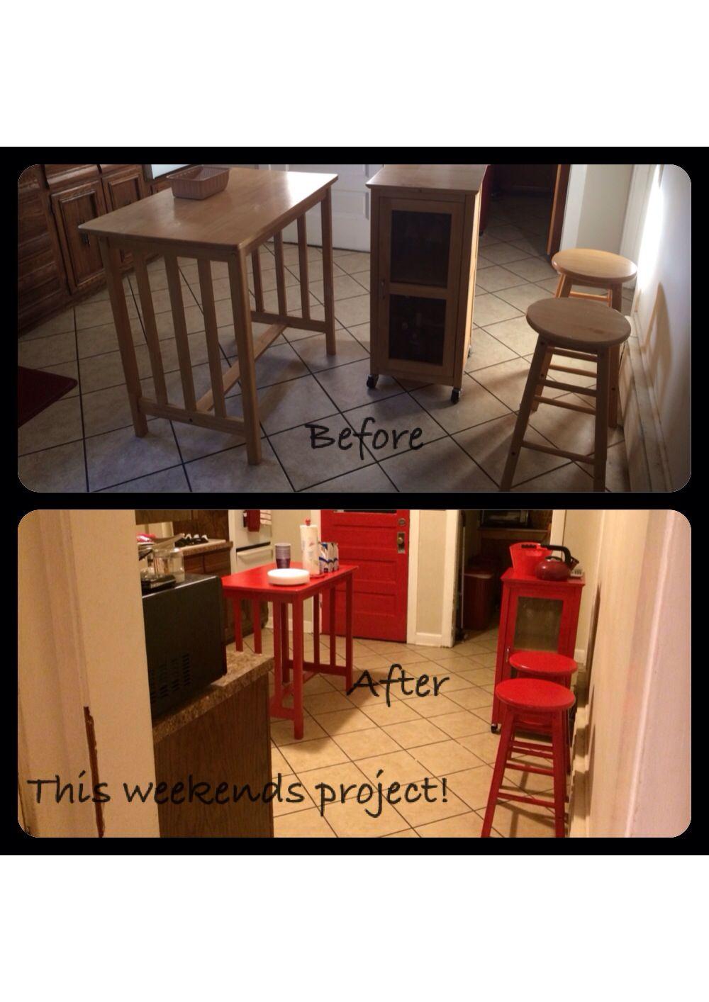 Painting Furniture Without Sanding Refurbish Pinterest