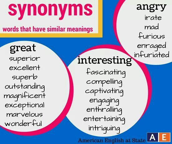 Like synonym