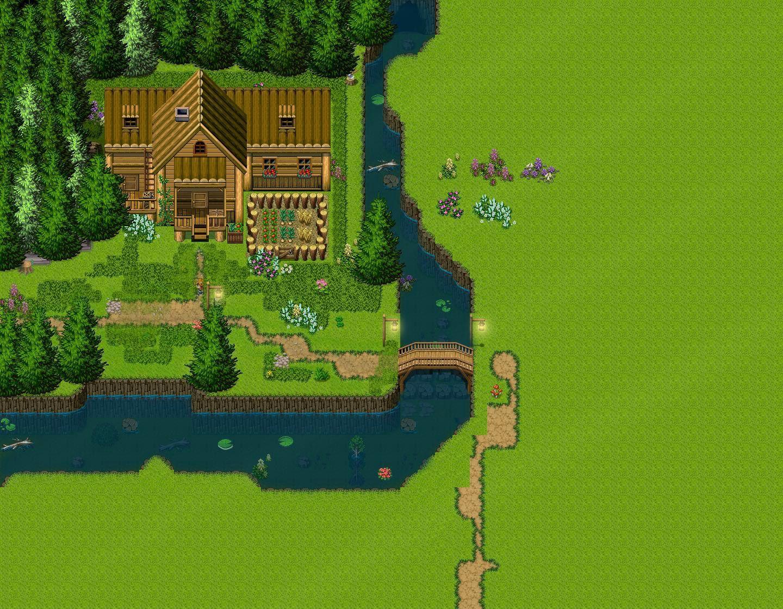 Rpg Maker Map Google Search Pixel Pixel Art Pixel